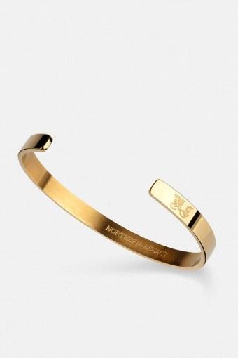 Signature Bangle Gold