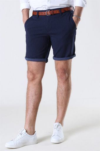 Mark Shorts Stripe GW Night Sky