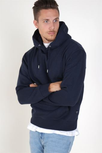 Jack & Jones Soft Sweat Hood Navy Blazer
