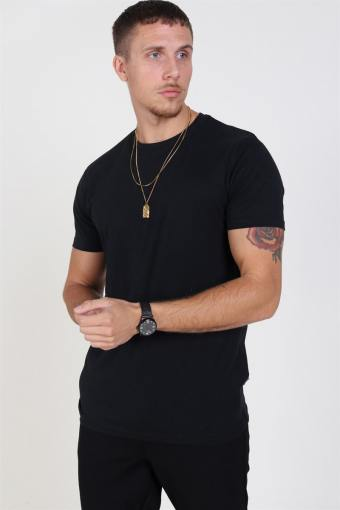 Rock S/S Organic T-shirt Black