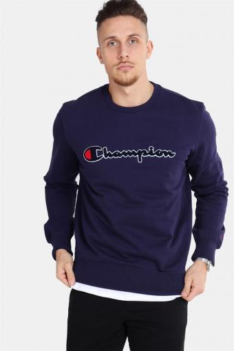 Crewneck Sweatshirt Dark Blue