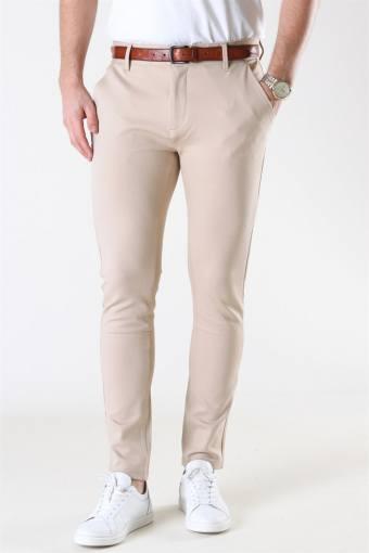Ponte Roma Plain Pants Humus