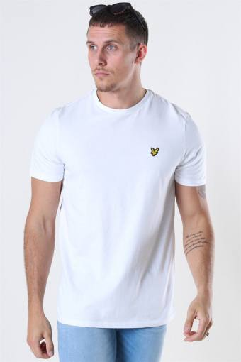 Crew Neck T-shirt White