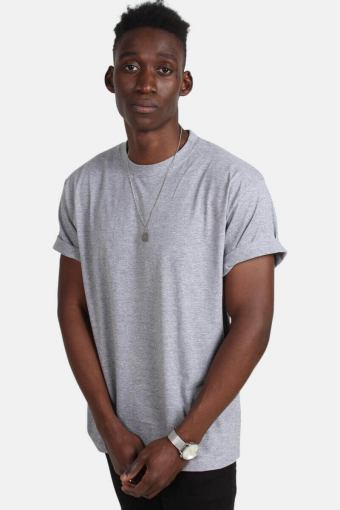 Oversize T-shirt Oxford Grey