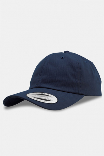 Flexfit Low Profile Cotton Twill Baseball Cap Navy