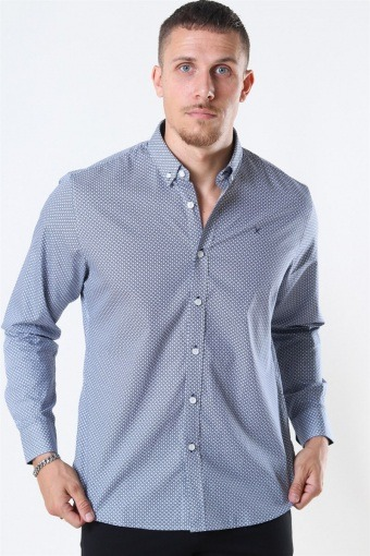 Clean Cut Siena Skjorte 05 Blue