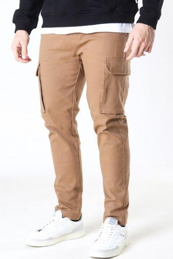 Milano Cargo Pants Khaki