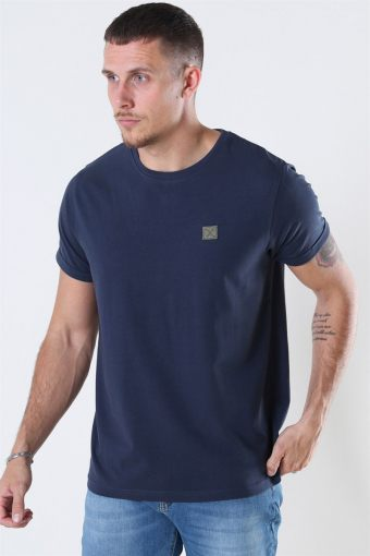 Basic Organic T-shirt Navy