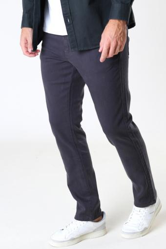 Brody Twill 5-pocket pants Asphalt
