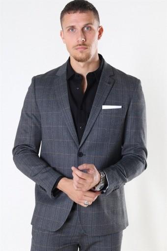 Sean Blazer Grey Check
