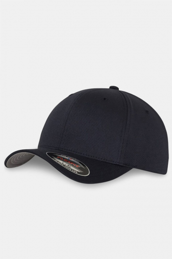 Flexfit Wooly Combed Original Cap Dark Navy