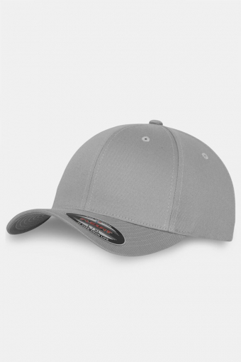 Flexfit Wooly Combed Original Cap Silver