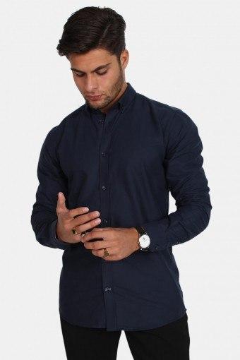 Tailored & Originals New London Skjorte Insignia Blue