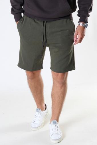 Onsceres Life Sweat Shorts Olive Night