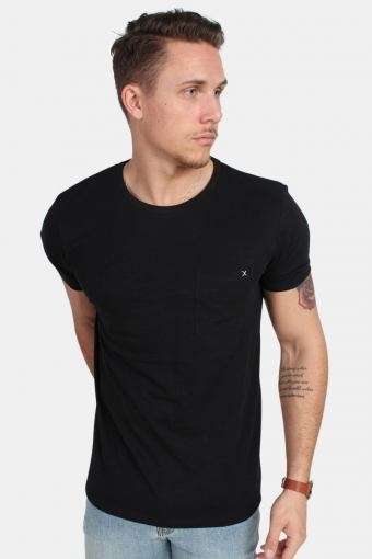 Clean Cut Kolding Tee Black