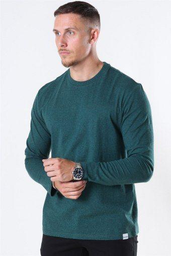 Antonio Life Reg LS T-shirt Scarab