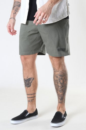 Bommy Hoxen Shorts Green