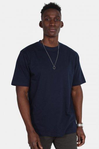 Oversize T-shirt Blue Navy