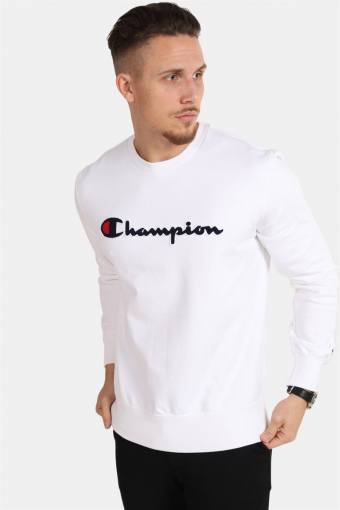 Crewneck Sweatshirt White