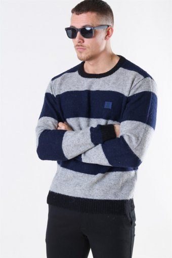 Joel Uldstrik Dark Navy/Grey