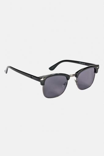 Fashion Clubmaster 2523 Solbriller Sort/sølv