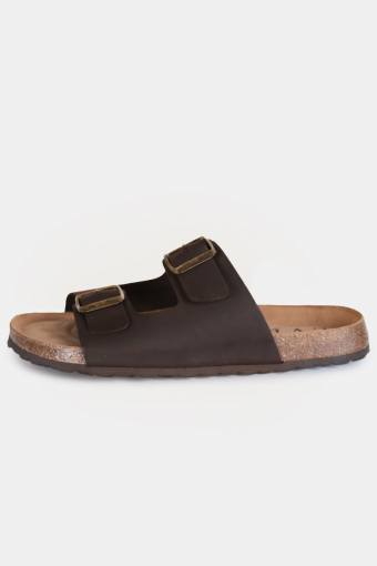 Alex Bio-Sandal Dark Brown