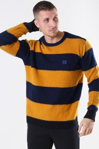 Joel Uldstrik Dark Navy/Yellow