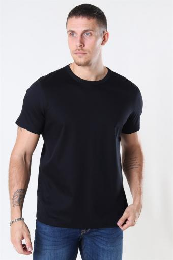 Mos Mosh Perry Basic T-shirt Black
