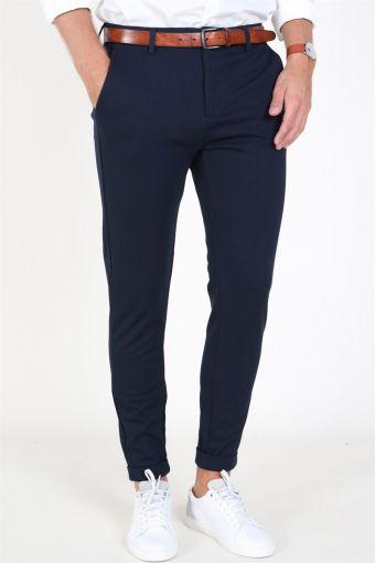 Prato Jersey Pants Navy