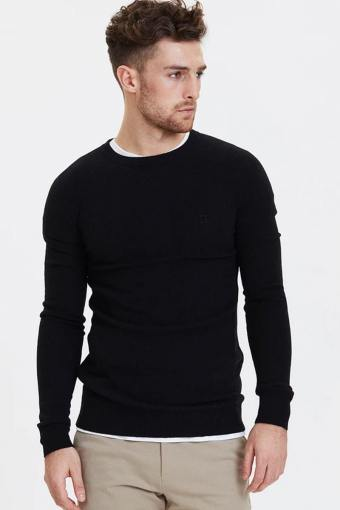 Cashmerino Knitwear Black