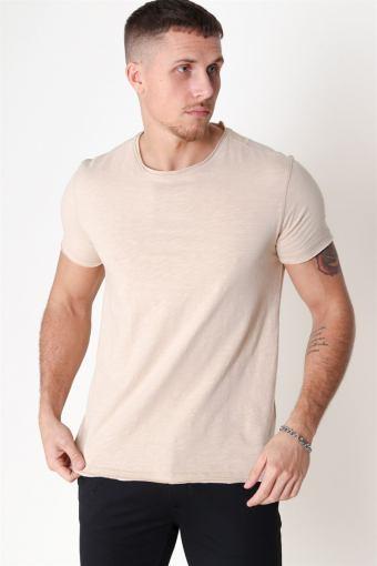 Konrad Slub S/S T-shirt Humus