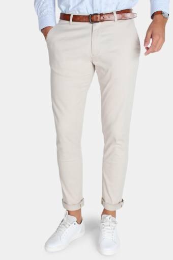 Tailored & Originals Rainford Bukser Silver Lin