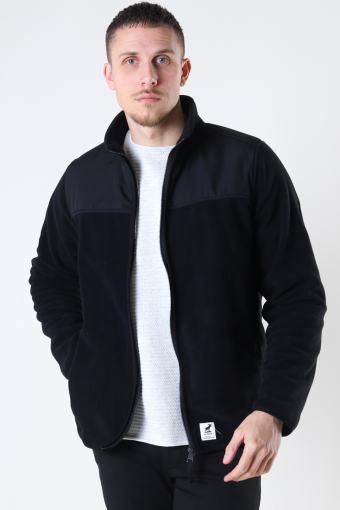 Dexter Fleece Jacket Black