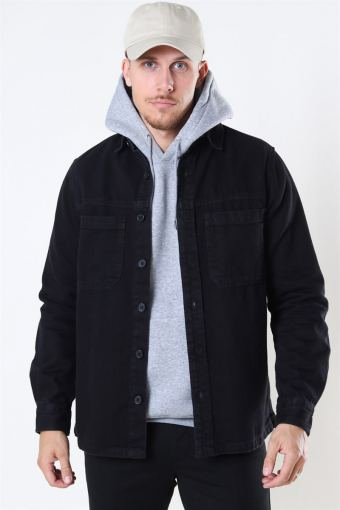 Sulfi Overshirt Black