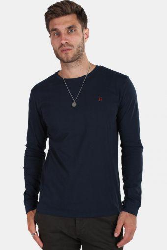Nørregaard LS T-shirt Dark Navy