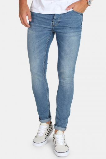 Extreme Warp Jeans Light Blue Denim