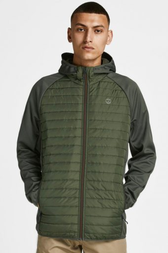 JJEMULTI QUILTED JACKET NOOS Forest Night