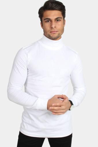 Turtleneck White