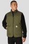 Fat Moose Jensen Recycled Vest Army
