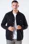 Only & Sons Ilvio Heavy Twill Overshirt Black