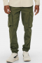 ONLY & SONS ONSKIM CARGO  PG 0490 NOOS Olive Night