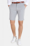 Tailored Originals Frederic Shorts Light Grey