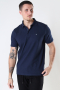 Clean Cut Copenhagen Silkeborg Stretch Polo Navy