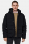 ONLY & SONS ONSCAYSON PUFFA OTW Black