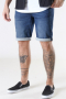 Only & Sons Ply Blue PK 5230 Shorts Blue Denim