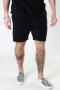 Just Junkies Frot Shorts 001 - Black
