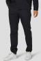 Clean Cut Copenhagen Milano Tristan Stretch Pants Black/Dark Grey
