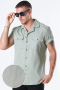 Only & Sons Andrew SS Reg Waffle Solid Shirt