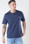 DICKIES SS MAPLETON T-SHIRT  NAVY BLUE