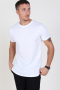 Solid Rock S/S Organic T-shirt White